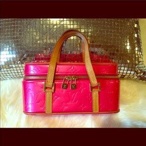 Authentic Louis Vuitton Sullivan Pink